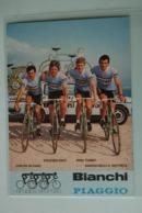 CYCLISME: CYCLISTE : PRIM-BARONCHELLI-CONTINI-BARONCHELLI - Ciclismo