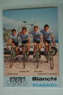 CYCLISME: CYCLISTE : PRIM-BARONCHELLI-CONTINI-BARONCHELLI - Cyclisme
