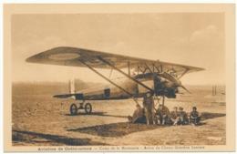 CHATEAUROUX, Aviation - Camp De La Martinerie, Avion De Chasse Gourdon Lescure - Chateauroux
