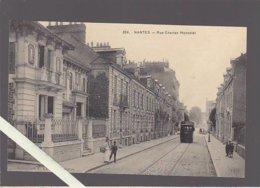 Nantes / Rue Charles Monselet , Tramway - Nantes