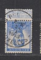 COB 120 Oblitération Centrale BRUXELLES 1 - 1912 Pellens