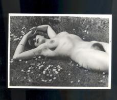 Photo Femme Nue   Nu Nude Woman Naturisme FKK  15 X10,5 Cm - Fine Nude Art (1941-1960)