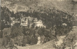 "5462 "" SALUTI DA MARGONE-ALTA VAL D'USSEGLIO(ALTITUDINE 1414)-CONCA GENERALE ""-CART. POST.  SPED. 1923 - Saluti Da.../ Gruss Aus..."