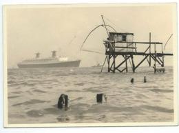 RARE  1° Sortie Du Paquebot FRANCE -novembre 1961 - Steamers