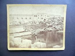 Grande Fotografia Originale Portoferraio Isola D'Elba Foto Piccinini Fine '800 - Photographs