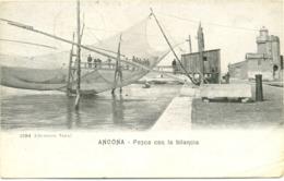 12768 - Ancona - Pesca Con La Bilancia F - Ancona