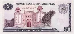 PAKISTAN P. 35 50 R 1985 UNC - Pakistan