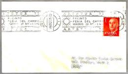 ARTETUR 72 - Exp.Intern. Turismo, Artesania, Arte Popular Y Anticuariado. Recinto Feria Del Campo. Madrid 1972 - Otros