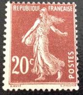 N° 139  NEUF ** SANS CHARNIÈRE ( LOT:31 ) - 1906-38 Semeuse Camée