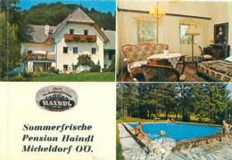 Österreich -Micheldorf Pension Haindl -Ungel. Knick - Other