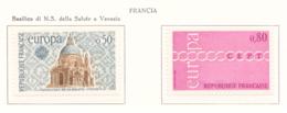 France 1971 - MNH ** - Europa CEPT (EUR250) - 1971
