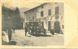 12803 - Boscolungo - Arrivo Della Posta A Serrabassa - (Pistoia) F - Pistoia