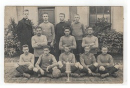 Mechelen  Coupe Du Cardinal - Equipe Championne Du Petit Séminaire De Malines (1908) - Malines