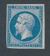 "DD-26: FRANCE: Lot ""NAPOLEON"" AVEC N°14B** GNO? - 1853-1860 Napoléon III"