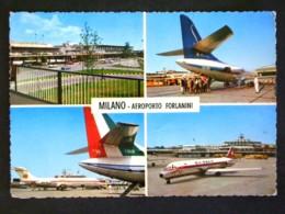 LOMBARDIA -MILANO -AEROPORTO FORLANINI -F.G. LOTTO N°643 - Milano