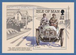 ISLE OF MAN 1995  MOTOR RACING  M.S. S.G. MS 655 - Man (Ile De)