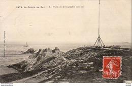 D29  POINTE DU RAZ  Le Poste De Télégraphie Sans Fil  ..... - France