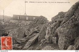 D29  POINTE DU RAZ  L' Entrée à La Pointe Du Raz- Le Poste De Télégraphie Sans Fils  ..... - France