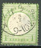 Allemagne   Y&T   7   Obl   ---      Mi   7    --    TB - Duitsland
