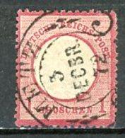 Allemagne   Y&T   16    Obl     ---      Mi   19   --    TTB... - Gebraucht