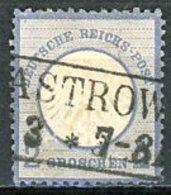 Allemagne   Y&T   17    Obl     ---      Mi   20   --    TTB... - Duitsland
