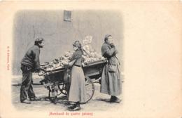 PARIS- MARCHAND DE QUATRE SAISONS - Petits Métiers à Paris
