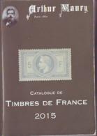 Maury Timbre De France 2015 Pas Annotation Ni Pages Manquantes Bon état - France