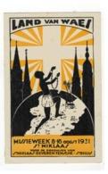 Sint-Niklaas LAND VAN WAES  MISSIEWEEK 8-16 Oogst 1931 ST.NIKLAAS Voor De Dekenijen Van... - Sint-Niklaas