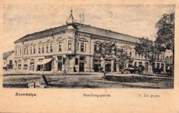 ZSOMBOLYA 1906 - Romania