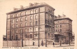 PARIS-BASTIONS, VESTIGES DES ANCIENNES FORTIFICATIONS ( 13 EME ARRD) ? - France
