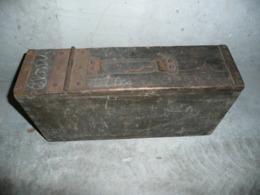 Caisse Munition WW2 Allemande - 1939-45