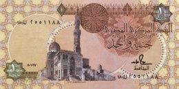 Egypt 1 Pound, P-50d (1.2.1987) - UNC - Aegypten