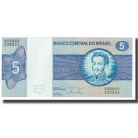 Billet, Brésil, 5 Cruzeiros, KM:192c, NEUF - Brasilien