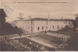 17 SAINTES SAINTE MARIE DE LA PROVIDENCE VUE D'ENSEMBLE DE LA MAISON - Saintes