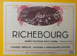 11898 - Richebourg Vosne-Romanée Charels Noellat - Bourgogne
