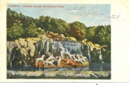 19273 - Caserta - Cascata D'acqua Nel Giardino Reale F - Caserta