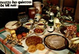 RECETTE DES GALETTES DE BLE NOIR - Recipes (cooking)