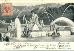 19278 - Caserta - Fontana Dei Tritoni F - Caserta