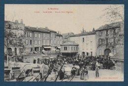 PAMIERS - Place Ste Hélène - Pamiers