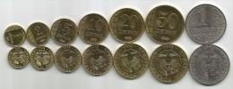 Tajikistan 2011. Set Of 7 High Grade Coins - Tajikistan