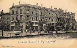 DPT 88 EPINAL Grand Bazar Des Vosges Et Grand Hotel - Epinal
