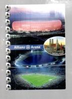 1455  MUNICH  Stadio  ALLIANZ  ARENA - Deutschland