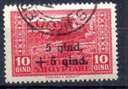 Albania Sello Nº Yvert 137 O Valor Catálogo 17.5€ - Albania