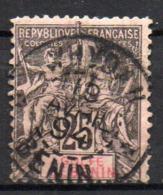 Col17  Colonie Benin N° 27 Oblitéré Bénin  Cote 40,00€ - Oblitérés