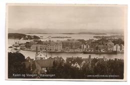 NORVEGE - Kaien Og Vaagen - Stavanger - Norvège