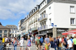 Concarneau (29)- Place Jean Jaurès (Tirage Limité) - Concarneau