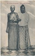 NU Ethnique - Afrique Occidentale - Deux Amies Bambara - Collection Gautron - Afrique Du Sud, Est, Ouest