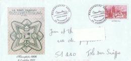 DUNKERQUE - Marcophilex 2007 - Enteros Postales