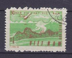 Vietnam 1985 Mi. 1617    1 D Geologischer Dienst Kästenlandschaft, Flugzeug - Vietnam