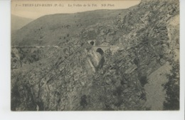 THUES LES BAINS - La Vallée De La Têt - France